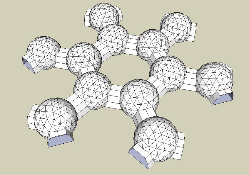 Triacontahedron group.JPG